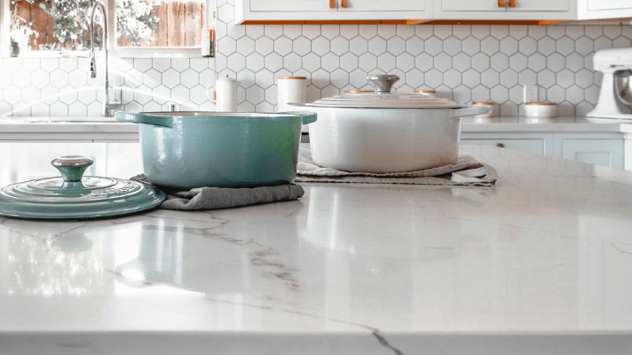 5 of the Best Countertops to Consider for Busy Kitchens