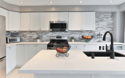 5 Factors to Consider When Replacing Kitchen Counters